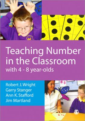 Teaching Number in the Classroom with 4-8 Year Olds [With CDROM] 9781412907583