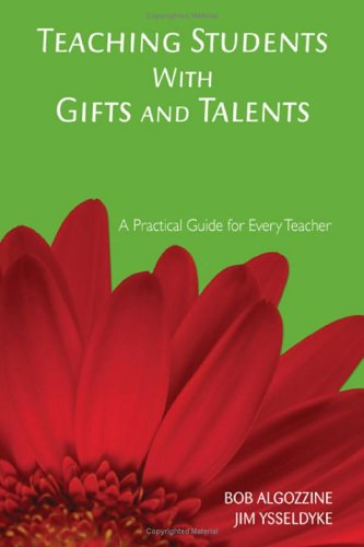 Teaching Students with Gifts and Talents 9781412939065