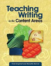 Teaching Writing in the Content Areas 6240313