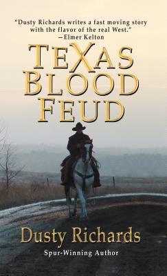 Texas Blood Feud 9781410446848