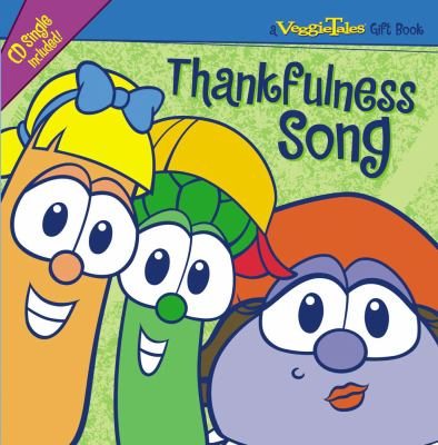 Thankfulness Song [With CD] 9781416533931