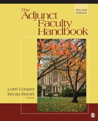 The Adjunct Faculty Handbook 9781412975193