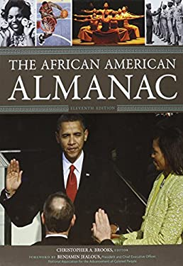 The African American Almanac 9781414445472