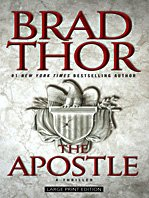 The Apostle (Thorndike Core) Brad Thor