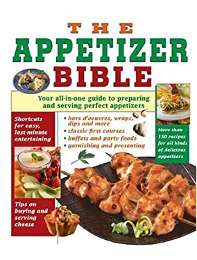 The Appetizer Bible 9781412723459