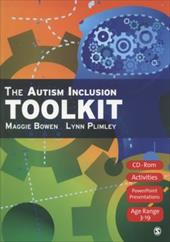 The Autism Inclusion Toolkit: Training Materials and Facilitator Notes [With CDROM]