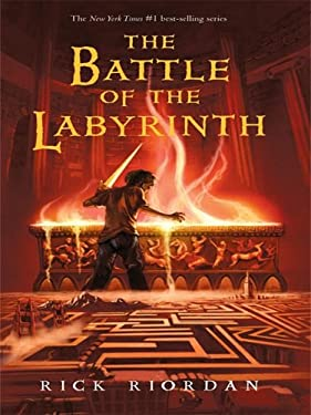 The Battle of the Labyrinth 9781410410184