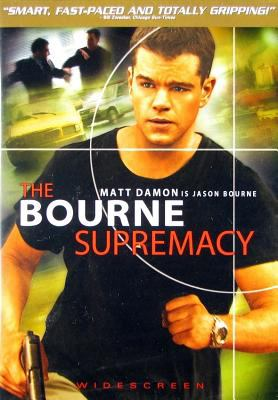 The Bourne Supremacy 9781417003440