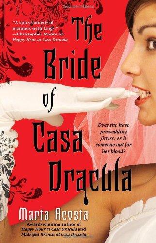 The Bride of Casa Dracula 9781416559634