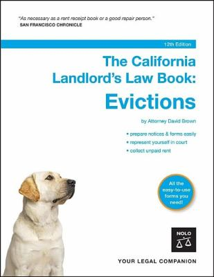 The California Landlord's Law Book: Evictions [With CDROM]