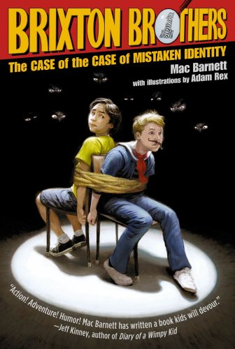 The Case of the Case of Mistaken Identity 9781416978169