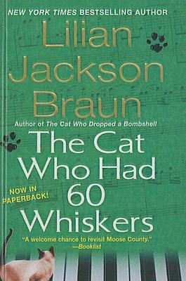 The Cat Who Had 60 Whiskers 9781417814589