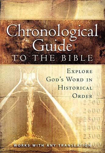 The Chronological Guide to the Bible 9781418541750