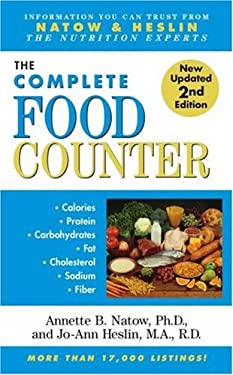 The Complete Food Counter: 2nd Edition 9781416509813