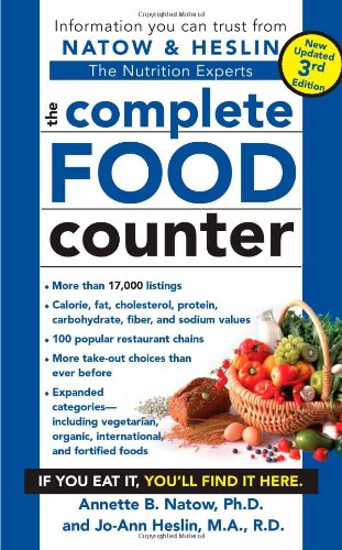 The Complete Food Counter 9781416566663