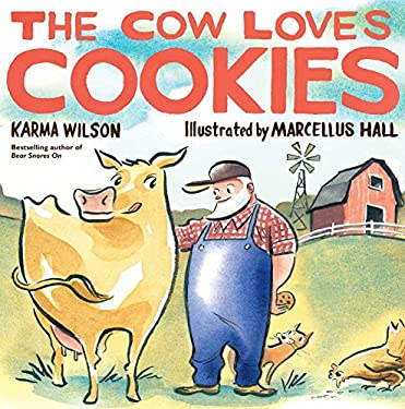 The Cow Loves Cookies 9781416942061