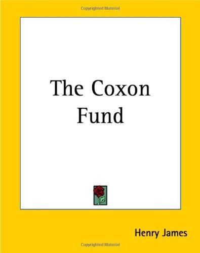 The Coxon Fund 9781419157950