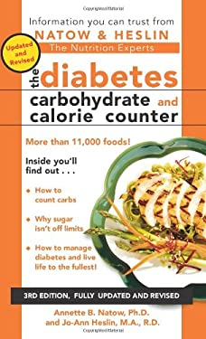 The Diabetes Carbohydrate & Calorie Counter 9781416509837