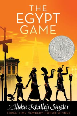 The Egypt Game 9781416990512