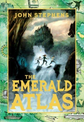 The Emerald Atlas 9781410442345