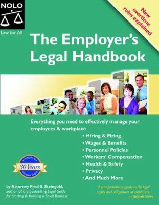 The Employer's Legal Handbook 9781413301830