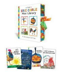The Eric Carle Mini Library: A Storybook Gift Set 9781416985167