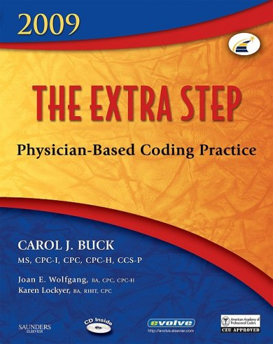 The Extra Step: Physician-Based Coding Practice [With CDROM] 9781416061625
