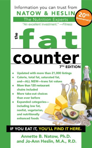 The Fat Counter 9781416509868
