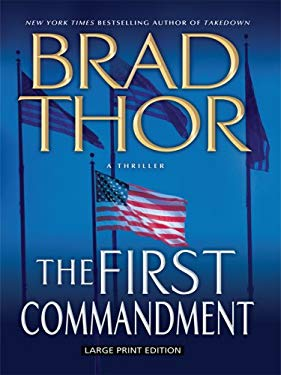 The First Commandment: A Thriller 9781410403704