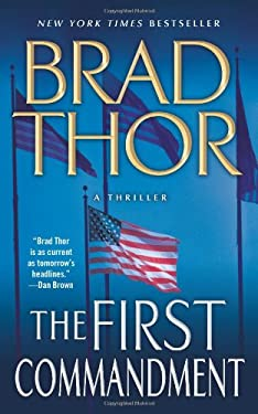 The First Commandment: A Thriller 9781416543800
