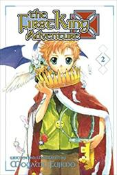 The First King Adventures Volume 2
