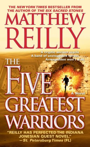 The Five Greatest Warriors 9781416577584