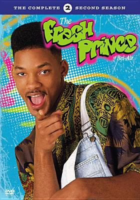 The Fresh Prince of Bel Air: Complete Second Season 9781419811081