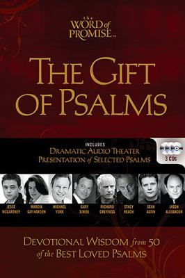 The Gift of Psalms [With 3 CDs] 9781418534370