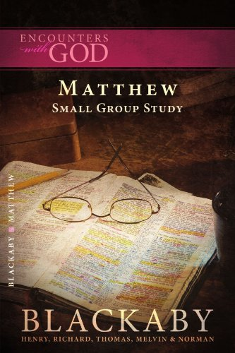 The Gospel of Matthew 9781418514204