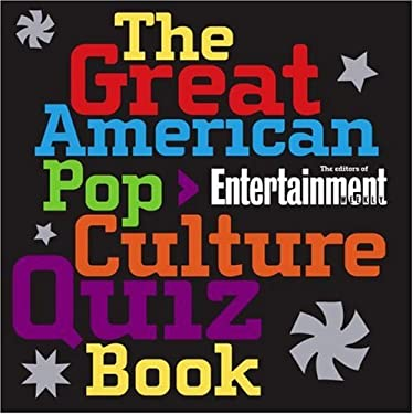 The Great American Pop Culture Quiz Book 9781416510574