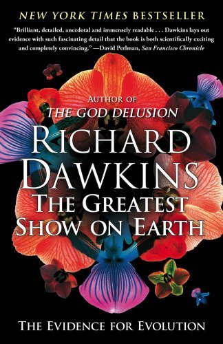 The Greatest Show on Earth: The Evidence for Evolution 9781416594796