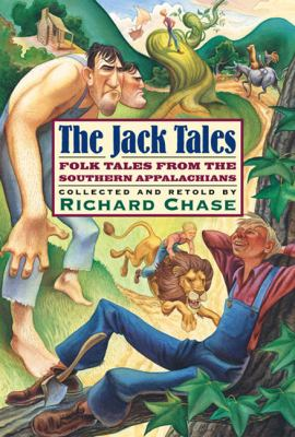 The Jack Tales: Folk Tales from the Southern Appalachians 9781417602858