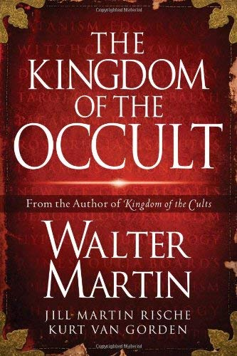 The Kingdom of the Occult 9781418516444