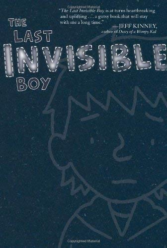 The Last Invisible Boy 9781416960898
