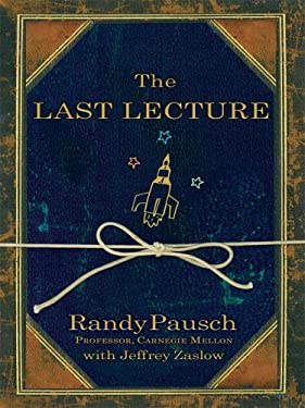 The Last Lecture 9781410407115