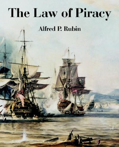 The Law of Piracy 9781410225726