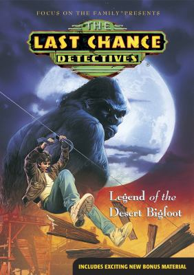 The Legend of Desert Bigfoot 9781414300115