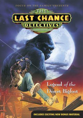 The Legend of Desert Bigfoot