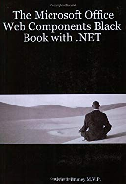 The Microsoft Office Web Components Black Book with .Net 9781411625181