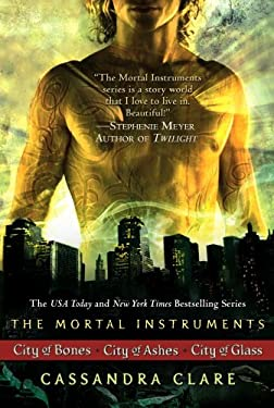 The Mortal Instruments: City of Bones; City of Ashes; City of Glass 9781416997856