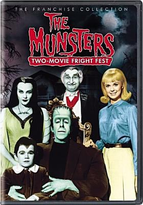 The Munsters: Two-Movie Fright Fest 9781417023820