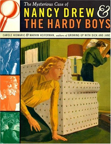 The Mysterious Case of Nancy Drew & the Hardy Boys 9781416549451