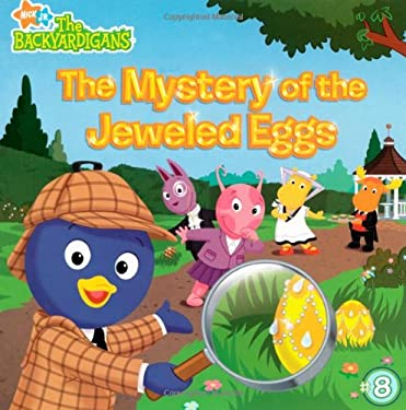 The Mystery of the Jeweled Eggs 9781416940708