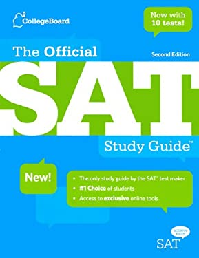 The Official SAT Study Guide 9781417666621